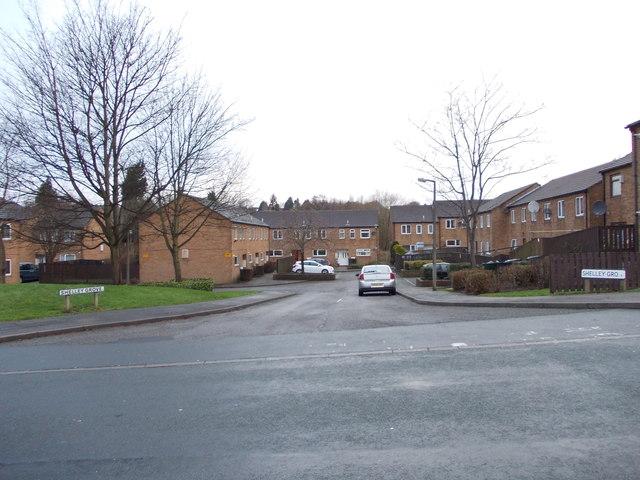 Shelley Grove - Bull Royd Lane