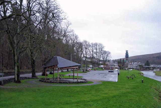 Kiln Green, Langholm