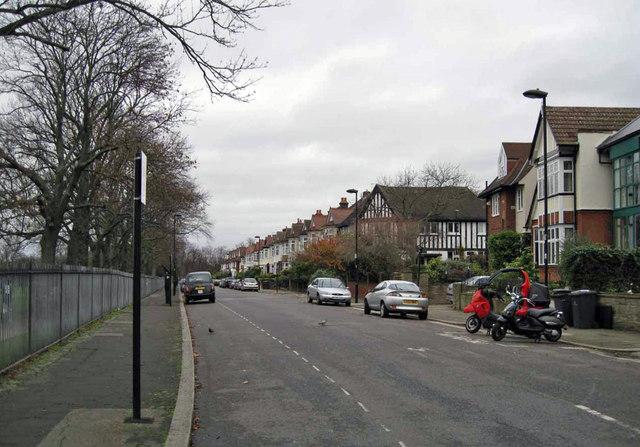 Ferndene Road, Herne Hill
