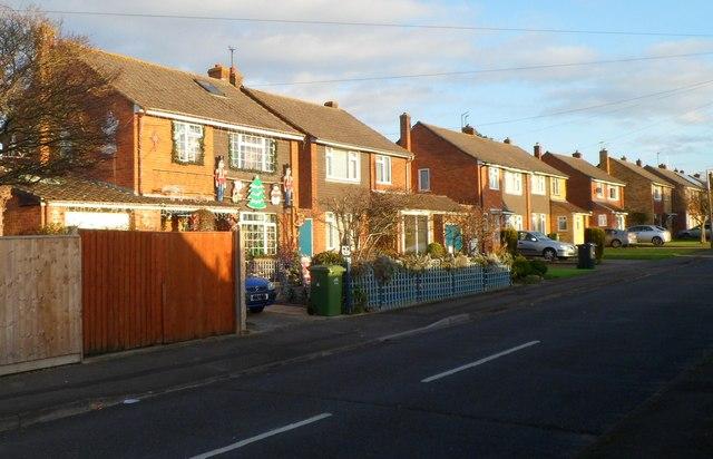 Avonvale Road houses, Trowbridge