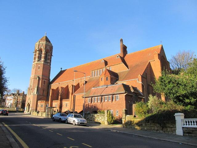 St John's Church, St Leonards on Sea