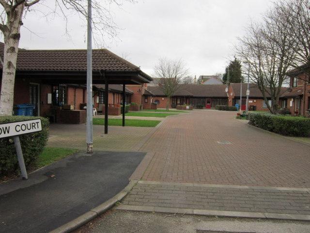 Barrow Court off Park Road