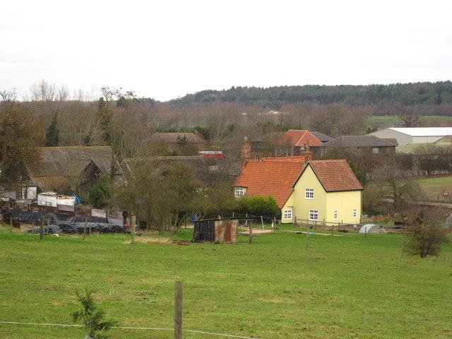 Rodwellhouse Farm