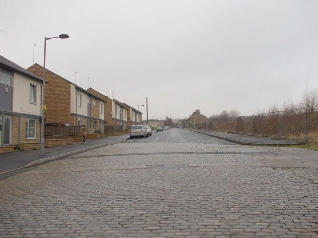 Munby Street - York Street