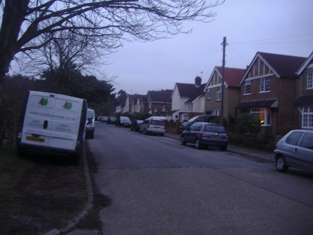 Blackdown Road, Deepcut