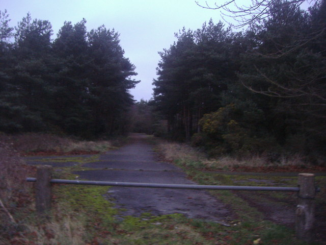 Ministry of Defence land off Blackdown Road