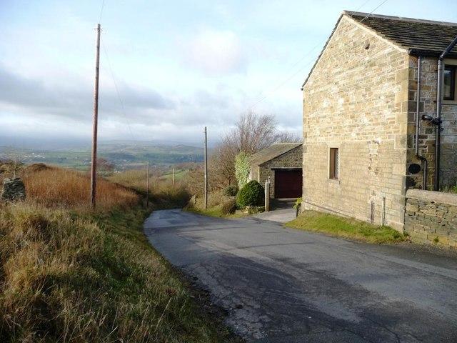 Gate Foot Lane