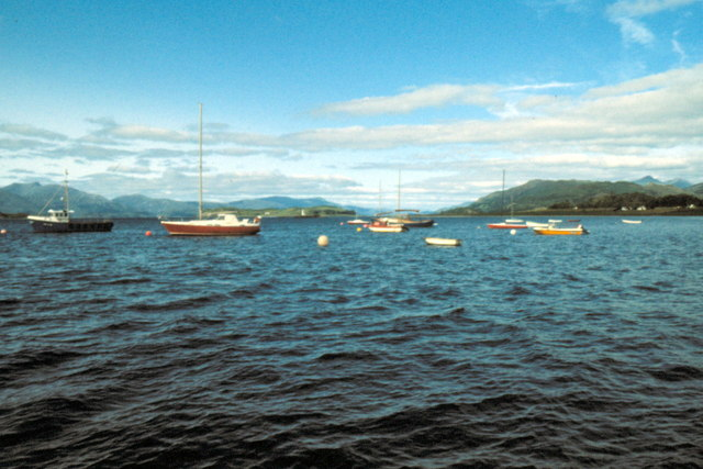 Port Appin - 1981