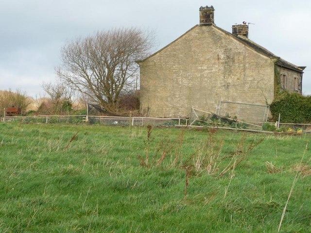 West Royd farmhouse, Fulstone