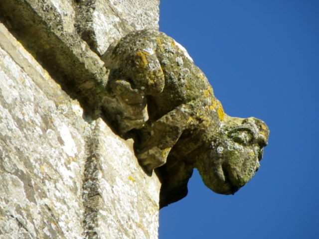 Gargoyle, St George's Church