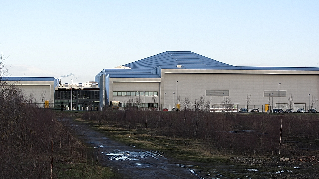 Ravenscraig Regional Sports Centre
