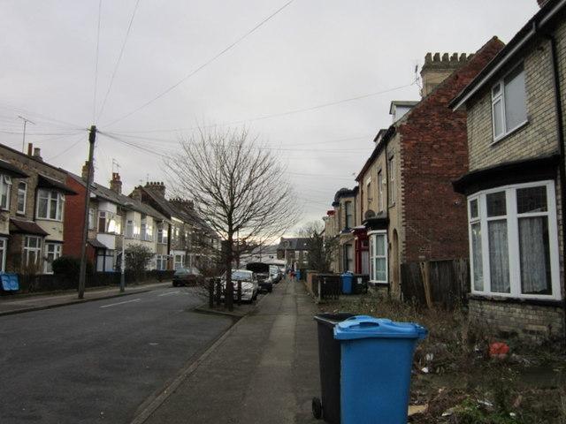 Berkeley Street towards Cranbourne Street