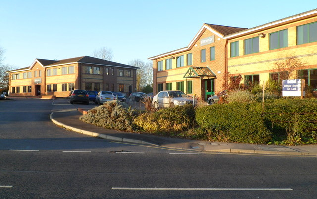 Two Premier Training buildings, Trowbridge