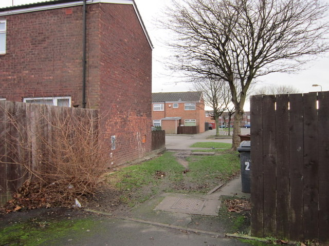 Hopwood Close, Hull
