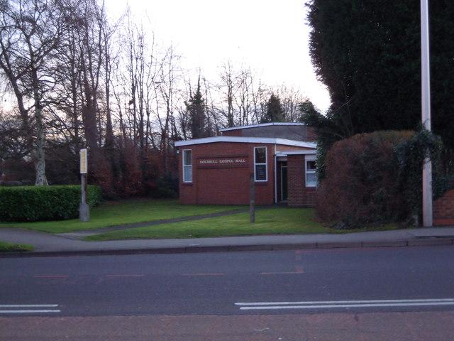 Solihull Gospel Hall