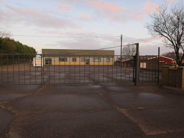 Factory/Warehouse unit