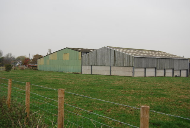 Barns, Brooklands Farm