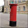C8432 : Pillar box, Coleraine by Albert Bridge