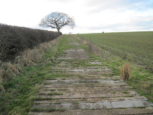 A  Concrete  Track