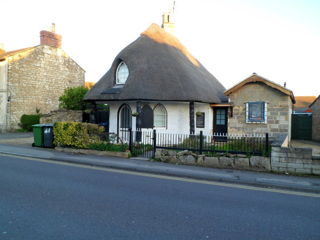Grade II listed The Old Toll House, Trowbridge