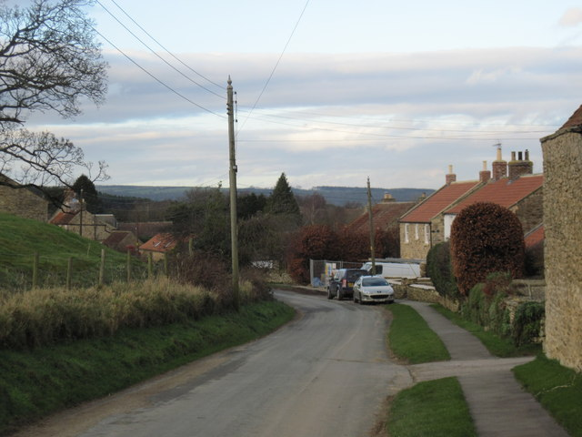 Coulton  Village  Street
