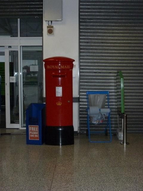 Portlethen: postbox № AB12 13
