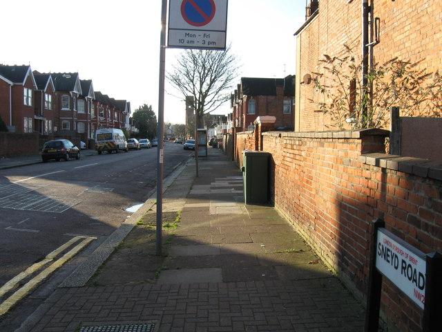 Sneyd Road