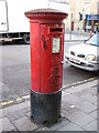TQ2183 : Edward VII postbox, Craven Park Road, NW10 by Mike Quinn