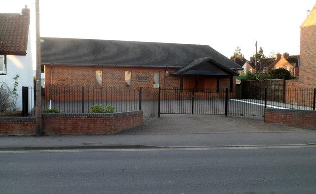 Kingdom Hall of Jehovah's Witnesses, Trowbridge