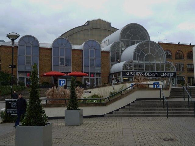Business Design Centre, Berners Road N1