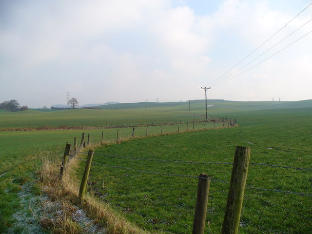 Footpath near Alsager Sprink