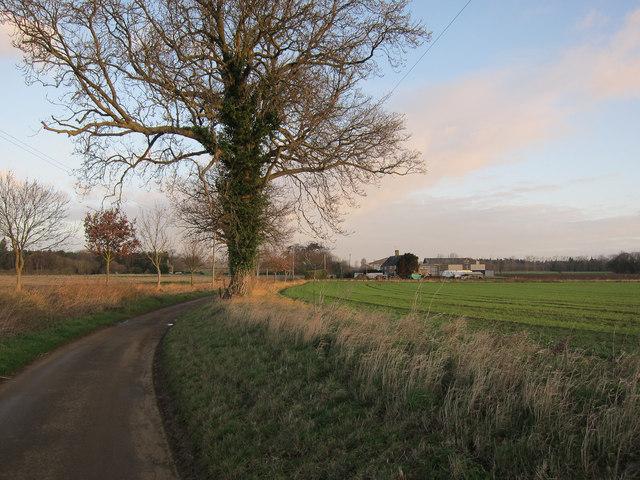 Road to Crossways Farm