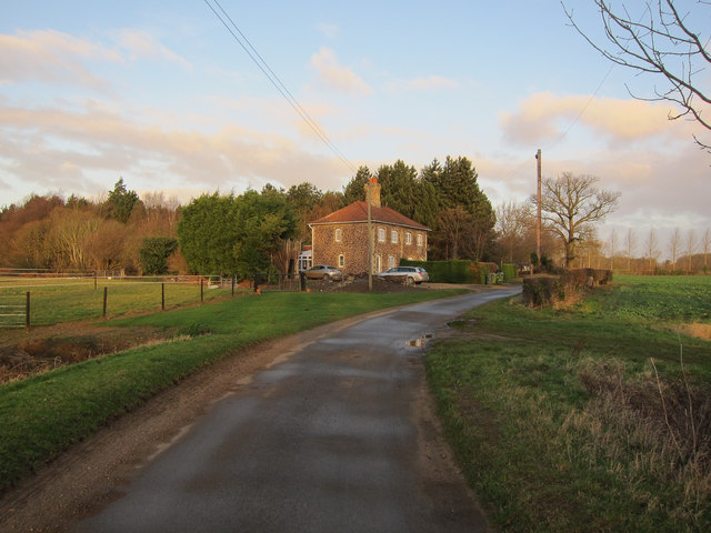 Crossways Cottages