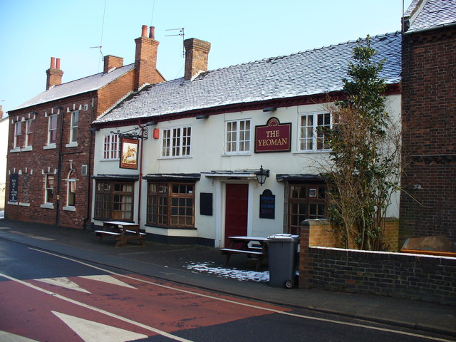 The Yeoman Pub