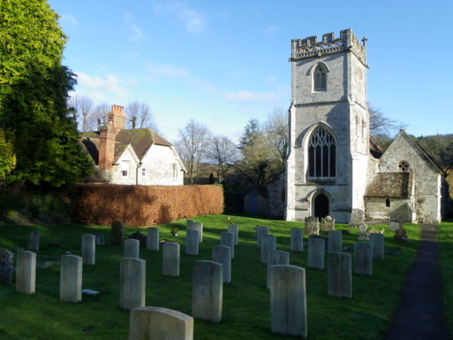 St George's Church, Fovant