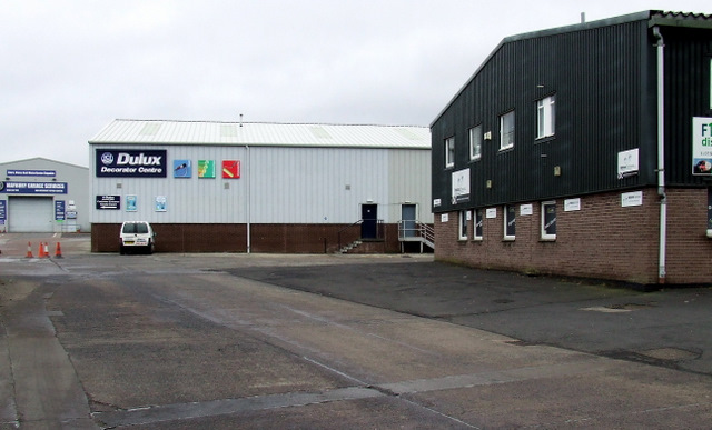West Craigs Industrial Estate