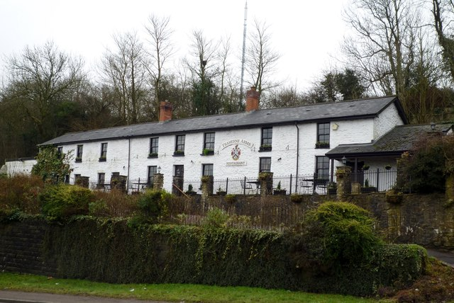 The Traherne Arms Pub Cardiff Feb 2010