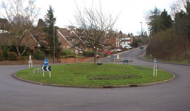 Roundabout, Biggin Hill