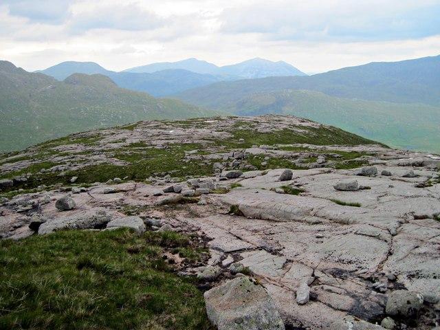 Beinn Trilleachean's NW Ridge