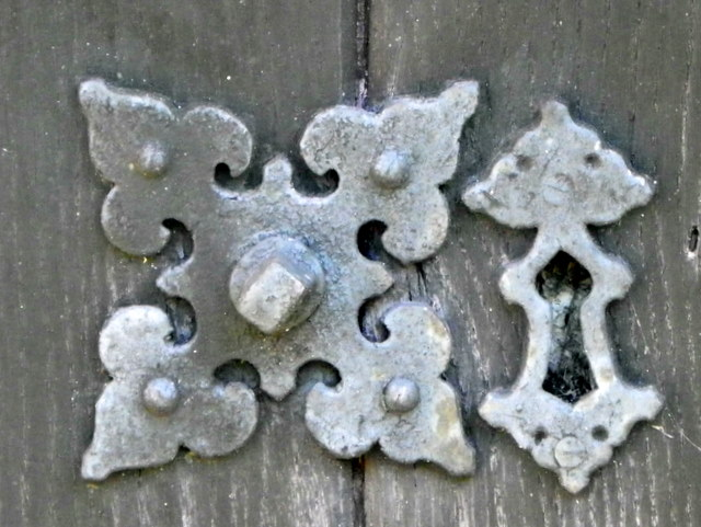 Detail, St George's Church