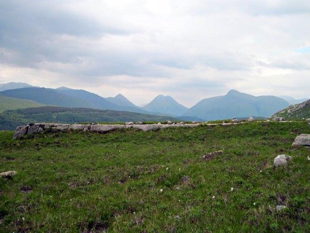 Coire Criche of Beinn Trilleachean