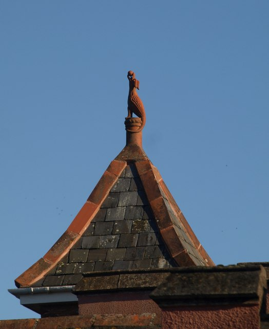 Finial, Ringmore Towers