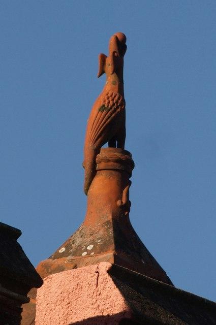 Finial, Ringmore Towers
