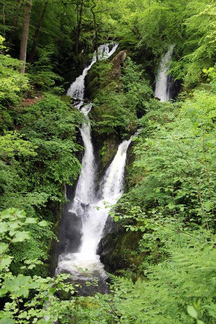 Stockghyll Force, Ambleside, Cumbria