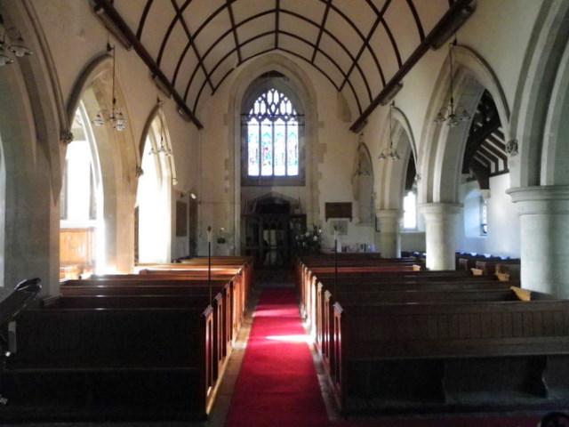 Interior, St George's Church