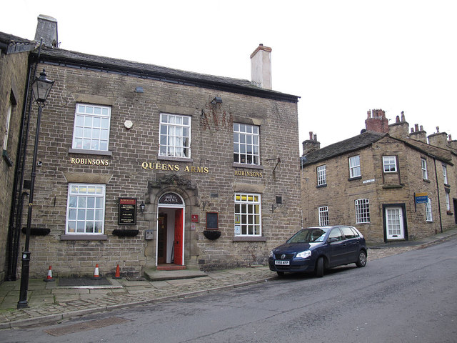 The Queens Arms, Bollington