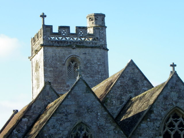 St George's Church, Fovant
