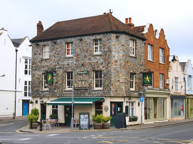 'The Star', Station Road, Dorking