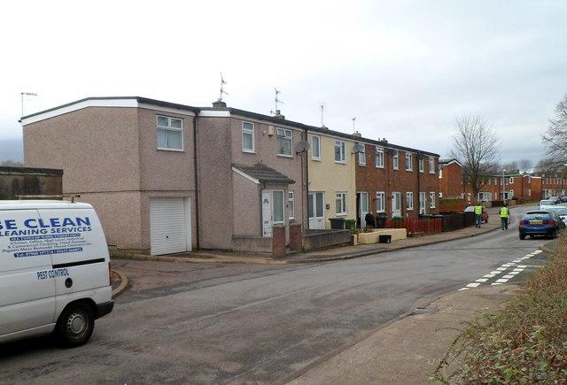 1-9 Turberville Road, Cwmbran