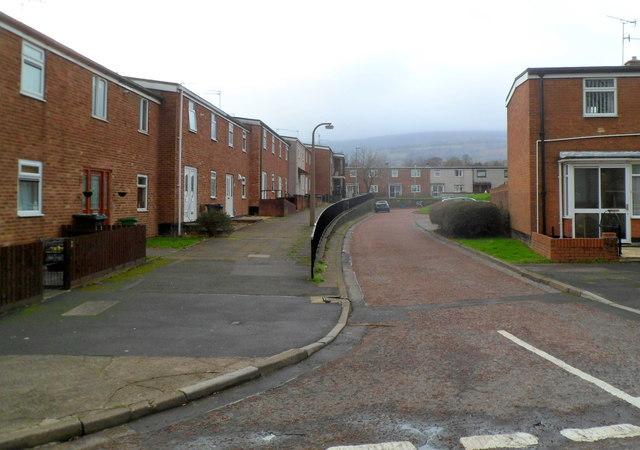 Llandaff Green, Cwmbran